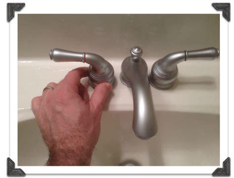 fix  leaky moen bathroom faucet     minutes