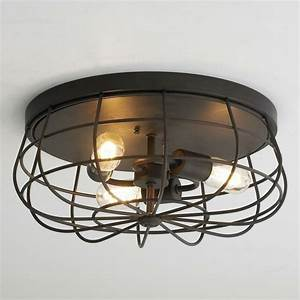 Home design vintage industrial ceiling fans with light