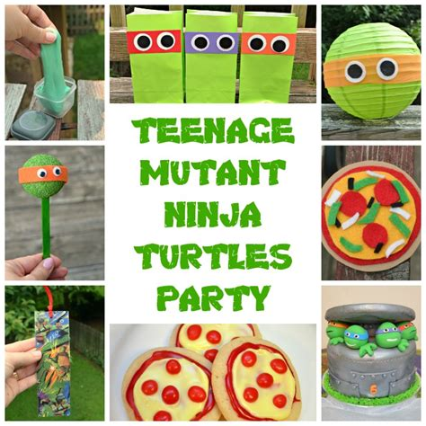 mutant turtles family crafts 594 | TMNTCOLLAGE