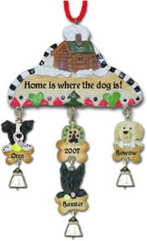 Personalized Christmas Ornament Gift Ideas