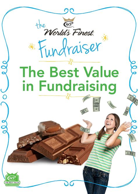 Worlds Finest Chocolate Fundraising Brochure For Kansas