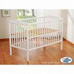 Lit Bebe Barreau : lit bebe reglable ~ Premium-room.com Idées de Décoration