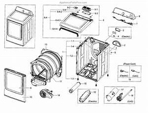 Samsung Dc92-01310a Assy Pcb Main Main F900a Dryer Y 120v  24