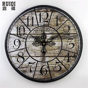 Grande Horloge Murale Design : grande horloge murale originale impressionnant grande ~ Nature-et-papiers.com Idées de Décoration