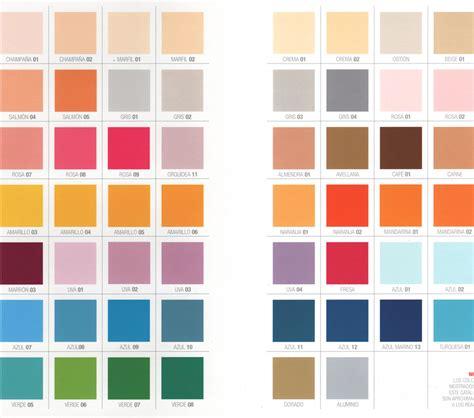 Muestrario De Colores Comex