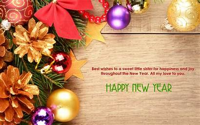 Christmas Wishes Decorations Decoration Wallpapers Happy Sister