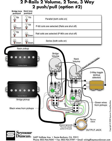 wiring diagrams seymour duncan httpwww