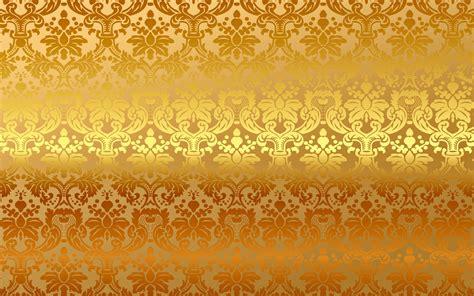 golden pattern vintage gradient vector background gold hd