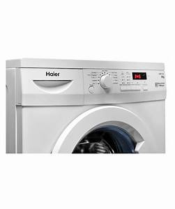 Front Load Washer Hwm80-1403d By Haier Appliances