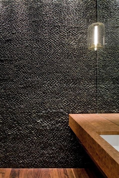 rock wall design tribeca loft residence a i design corp beautiful textured walls and design