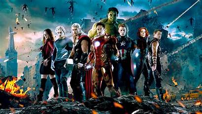 Avengers Desktop Marvel Movies Amazing Canyon Told