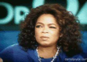 Suspicious Oprah Winfrey GIF - Find & Share on GIPHY