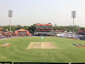 Popular cricket stadiums in india famous