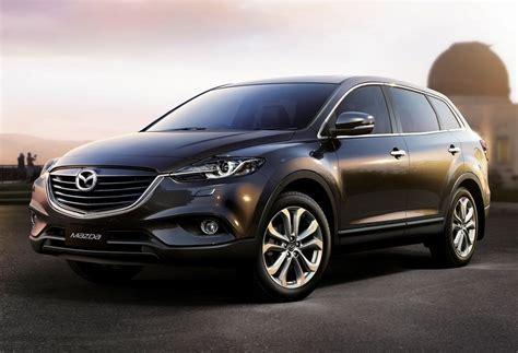 The best automotive technology creates seamless, safe and more enjoyable driving experiences. Mazda CX-9: тест-драйвы видео, фото, технические ...
