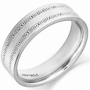 irish wedding ring mens gold twin celtic knot wedding With mens irish wedding rings