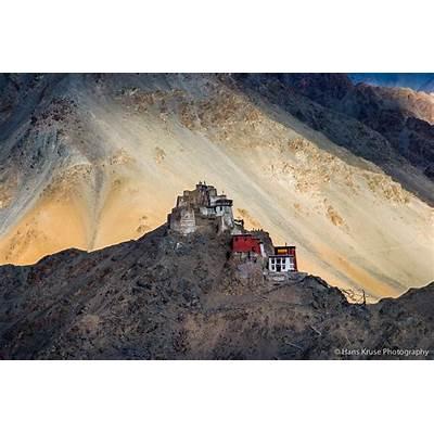 Namgyal Tsemo Monastery near Leh by Hans Kruse / 500px