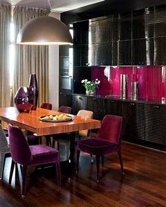 58 best ideas for the kitchen images on pinterest With best brand of paint for kitchen cabinets with purple orchid wall art