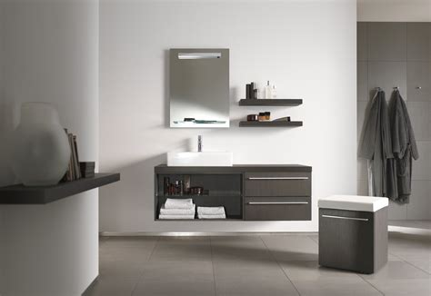 large vanity unit open  duravit stylepark