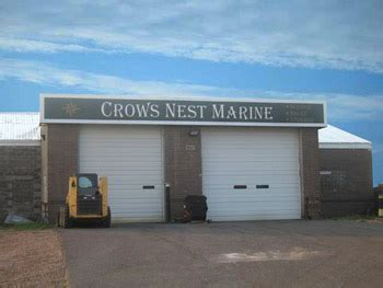 Boat Storage Minnetonka by Crows Nest Marine Boat Repair And Storage Serving Lake
