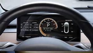 Tesla Model 3 Dashboard Display - Der Cockpit-Zusatz für den Tesla