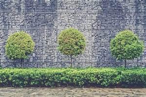 Kit A Gabion : un mur en gabion pour son jardin ~ Premium-room.com Idées de Décoration