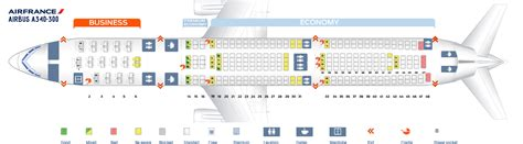 Air France Seat Map | My Blog