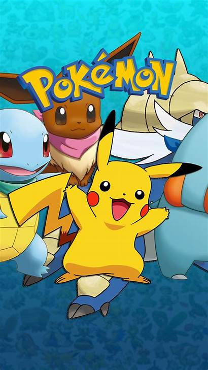 Pokemon Cartoon Phone Wallpapers Android Phones Mobile