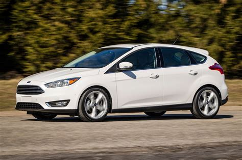 premieres impressions ford focus