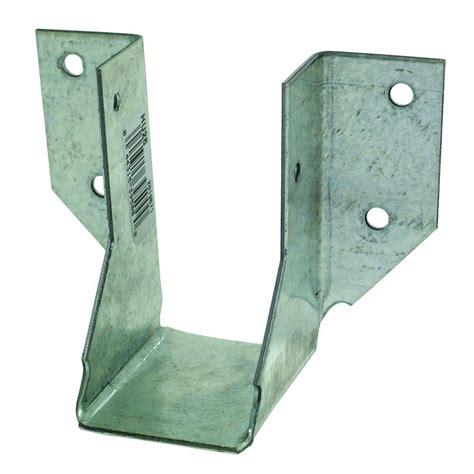 simpson strong tie 2 in x 6 in 14 gauge face mount joist
