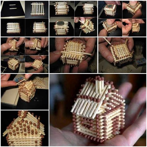 diy unique crafts  matches