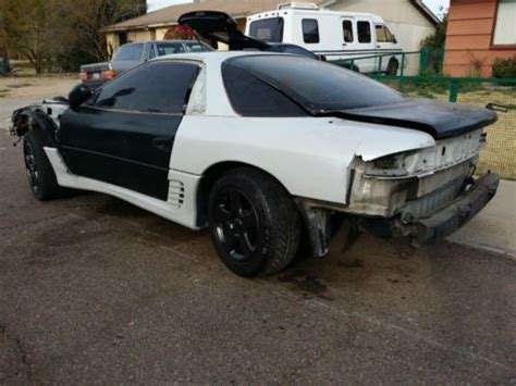 Mitsubishi 3000gt Parts by Buy Used 1993 Mitsubishi 3000gt Vr4 Parts Only In For