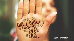 You are the only Bible - Desktop Download