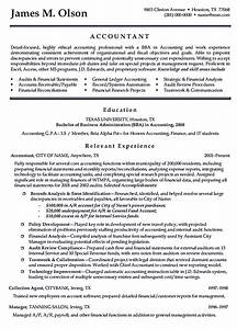 writing accountant resume sample is not that complicated With accounting resume writers