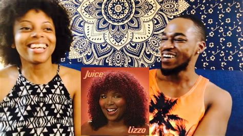 The official music video for lizzo's juice from the album 'cuz i love you' available now. LIZZO - JUICE OFFICIAL MUSIC VIDEO REACTION - YouTube