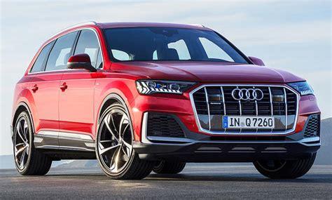 Neues Audi Q7 Facelift by Audi Q7 Facelift Iaa 2019 Autozeitung De