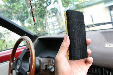 simple  windshield cleaner  steps
