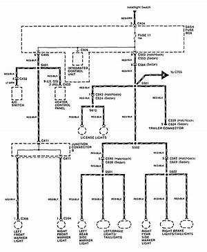 Acura Integra Wiring Diagram For Tail Lights 1994dodgedakotawiringdiagram Ilsolitariothemovie It