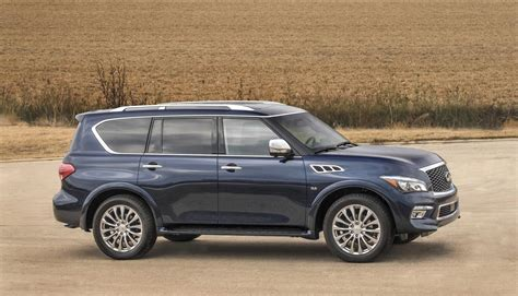 Infiniti Qx80 Photo by 2015 Infiniti Qx80 Shows Its Fresh In New York