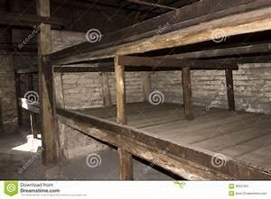 Accommodation In Auschwitz II Birkenau Editorial Photo ...