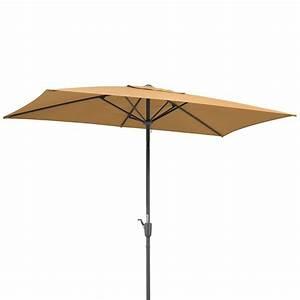 Sonnenschirm tunis webstoff stahl sand schneider for Französischer balkon mit sonnenschirm tunis