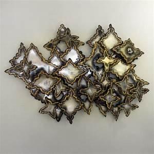 Sculpture Metal Murale : galerie jean pierre orinel sculpture murale ~ Teatrodelosmanantiales.com Idées de Décoration