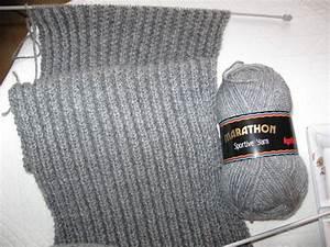 Echarpe Homme Tricot : comment tricoter une echarpe d 39 homme ~ Melissatoandfro.com Idées de Décoration