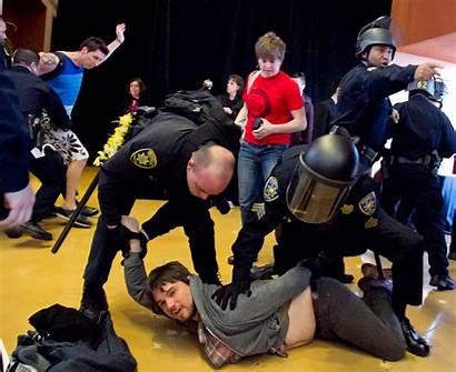 Arrested Students Ucla Ucsf Regents Uc Meeting