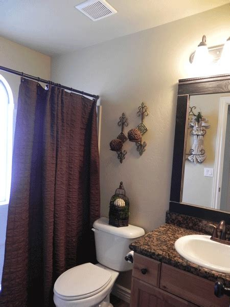 Blue And Brown Bathroom Accessories by Bathroom Decor Brown And Blue Bathroom Design Ideas 2017