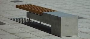 Bank Garten Holz : bank beton und holz garten outdoor pinterest ~ Markanthonyermac.com Haus und Dekorationen