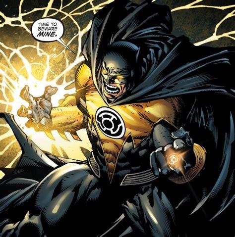could batman use a yellow lantern ring batman comic vine