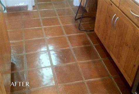 saltillo tile cleaning and sealing saltillo restoration scottsdale tempe