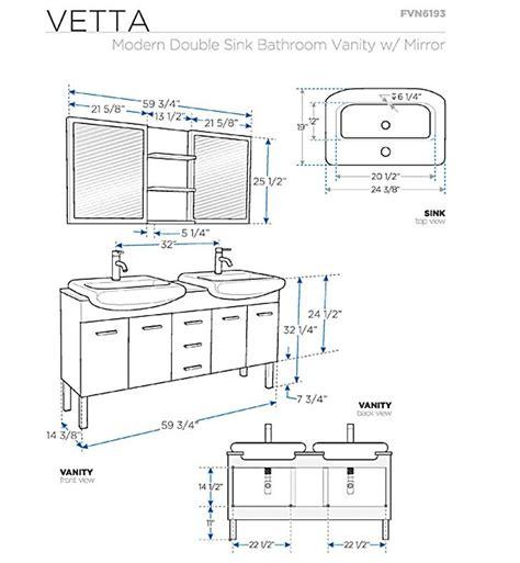 sinks 2017 standard bathroom sink size ideas standard