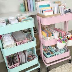 painting ideas for home interiors 60 smart ways to use ikea raskog cart for home storage