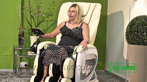 Poltrona Massaggio Family : Poltrona Relax Con Sei Tipi Di Massaggio Shiatsu